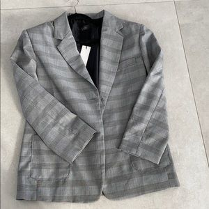 NEW! STORETS PLAID BLAZER